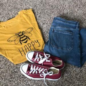 Tops - Happy Bee tee 🐝